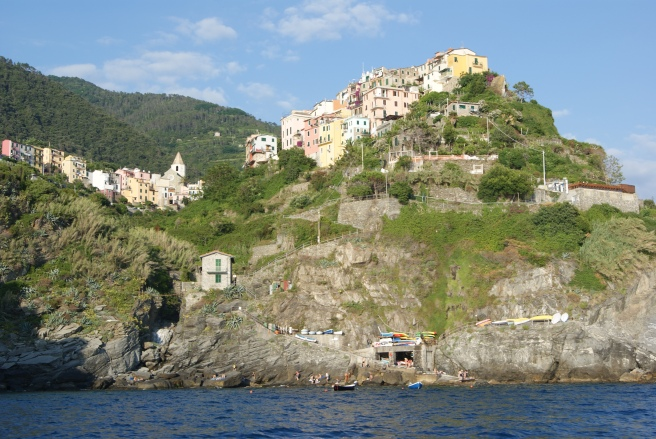 Village of Corniglia