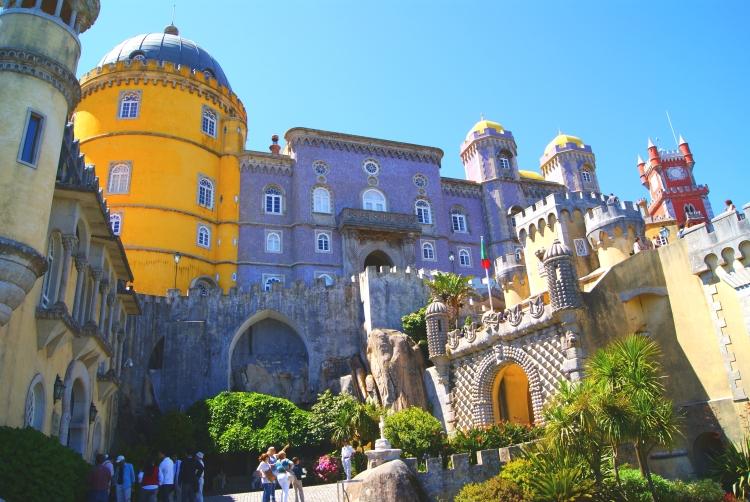 SONY DSC - pena palace