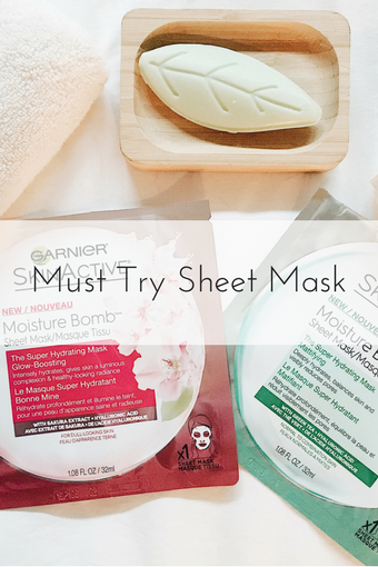Must Try Sheet Mask _ Cathedrals and Cafes Blog _ Facials _Skincare _ Masks _ Beauty Blog _ Beauty Blogger