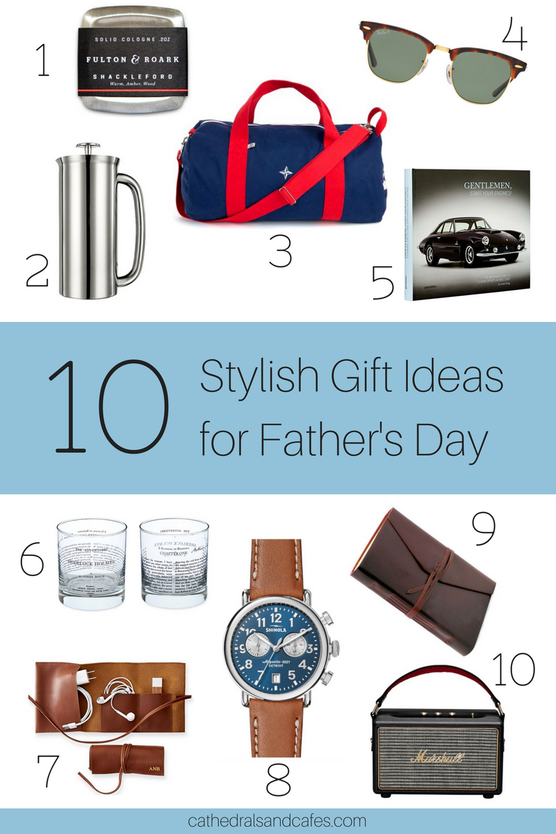Gift Tips for Father's Day