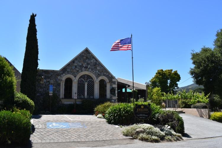 Joullian Winery in Carmel Valley Village
