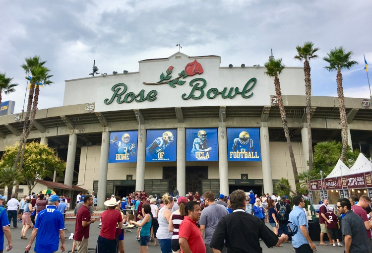 The Rose Bowl, Pasadena, California