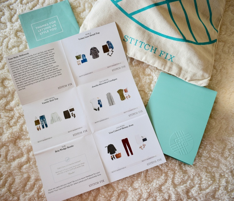 Stitch Fix Style Boards