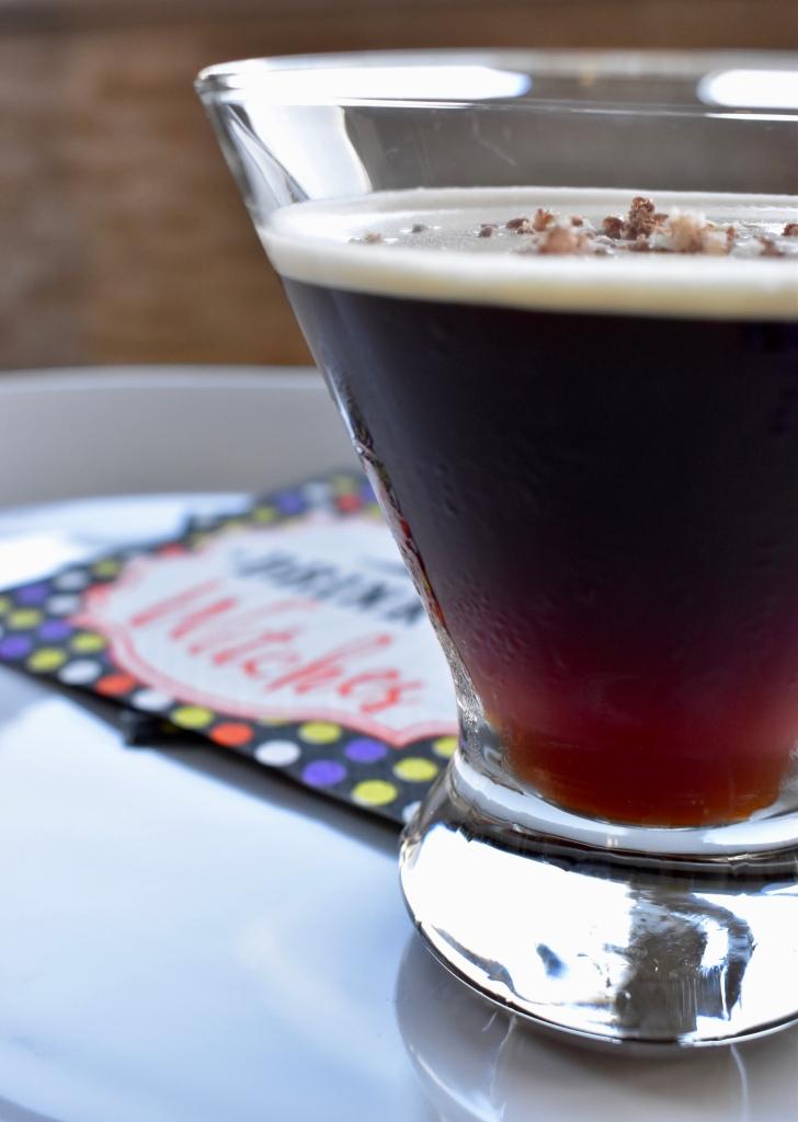 Almond Joy Espresso Martini Cocktail Recipe