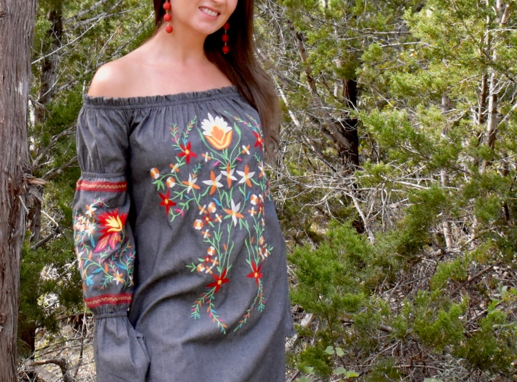 Embracing Embroidery: The 4-Trends-in-1 Dress   Cathedrals and Cafes Blog