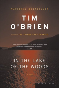 7 Spooky Books to Read This Halloween | Cathedrals & Cafes Blog | In The Lake of The Woods Book