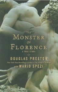 7 Spooky Books to Read This Halloween | Cathedrals & Cafes Blog | The Monster of Florence Book