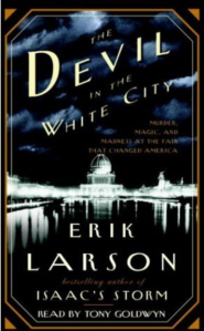 7 Spooky Books to Read This Halloween | Cathedrals & Cafes Blog | The Devil in the White City Book