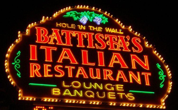 Battistas Italian Restaurant Las Vegas