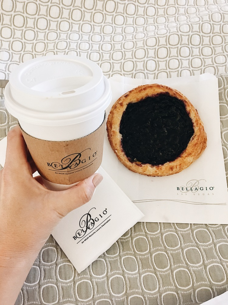 Ultimate Weekend Guide to Vegas | Cathedrals and Cafes Blog | Bellagio Breakfast