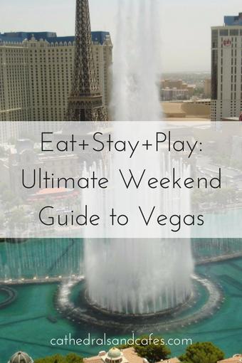 Eat+Stay+Play- Ultimate Weekend Guide to Vegas -Travel Guide -Las Vegas - Nevada - Sin City - Bellagio - M Life - The Vegas Strip - Restaurants - Hotels - Pools