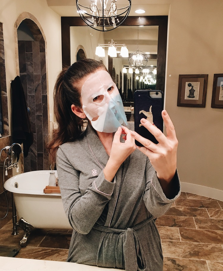Garnier Sheet Masks Review | Cathedrals and Cafes Blog | Facial | Skincare | Mask | Beauty Mask | Beauty Blog