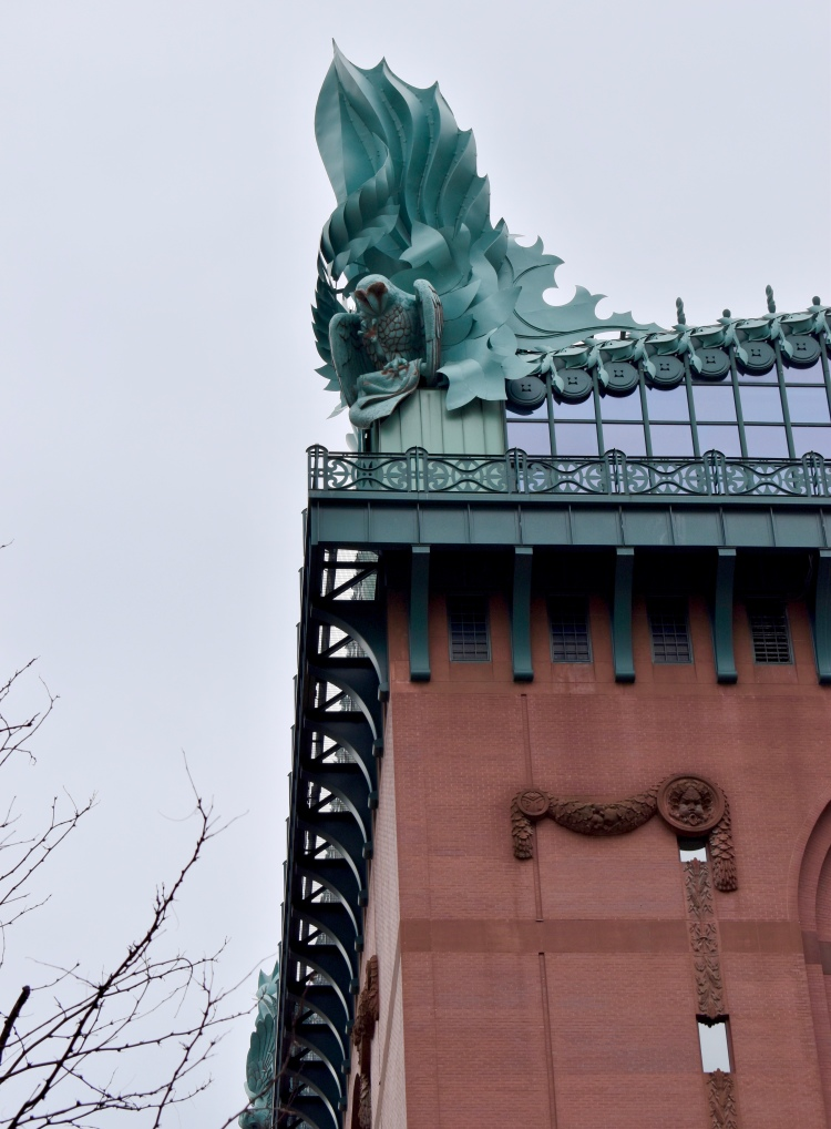 Architectural Tour of Chicago| Chicago Public Library | Cathedrals and Cafes Blog