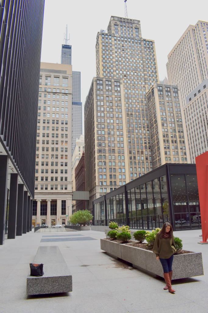 Architectural Tour of Chicago| Willis Tower | Cathedrals and Cafes Blog