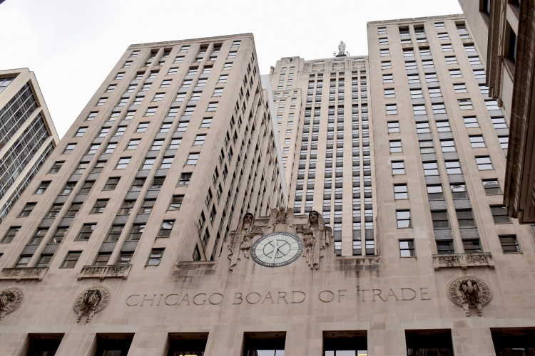 Architectural Tour of Chicago| Chicago Board of Trade | Cathedrals and Cafes Blog