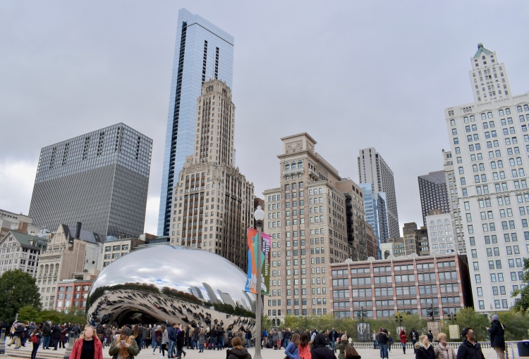 Architectural Tour of Chicago| Millenium Park | Cathedrals and Cafes Blog