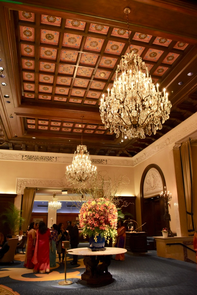 Architectural Tour of Chicago| The Drake Hotel | Cathedrals and Cafes Blog