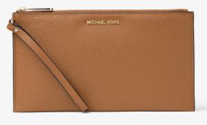 Michael Kors Mercer Leather Wristlet