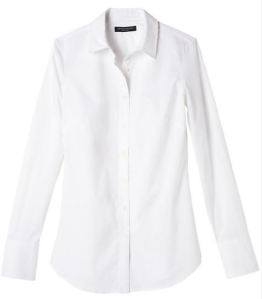 White Button Front Shirt | Shop My Instagram | Cathedrals and Cafes Blog